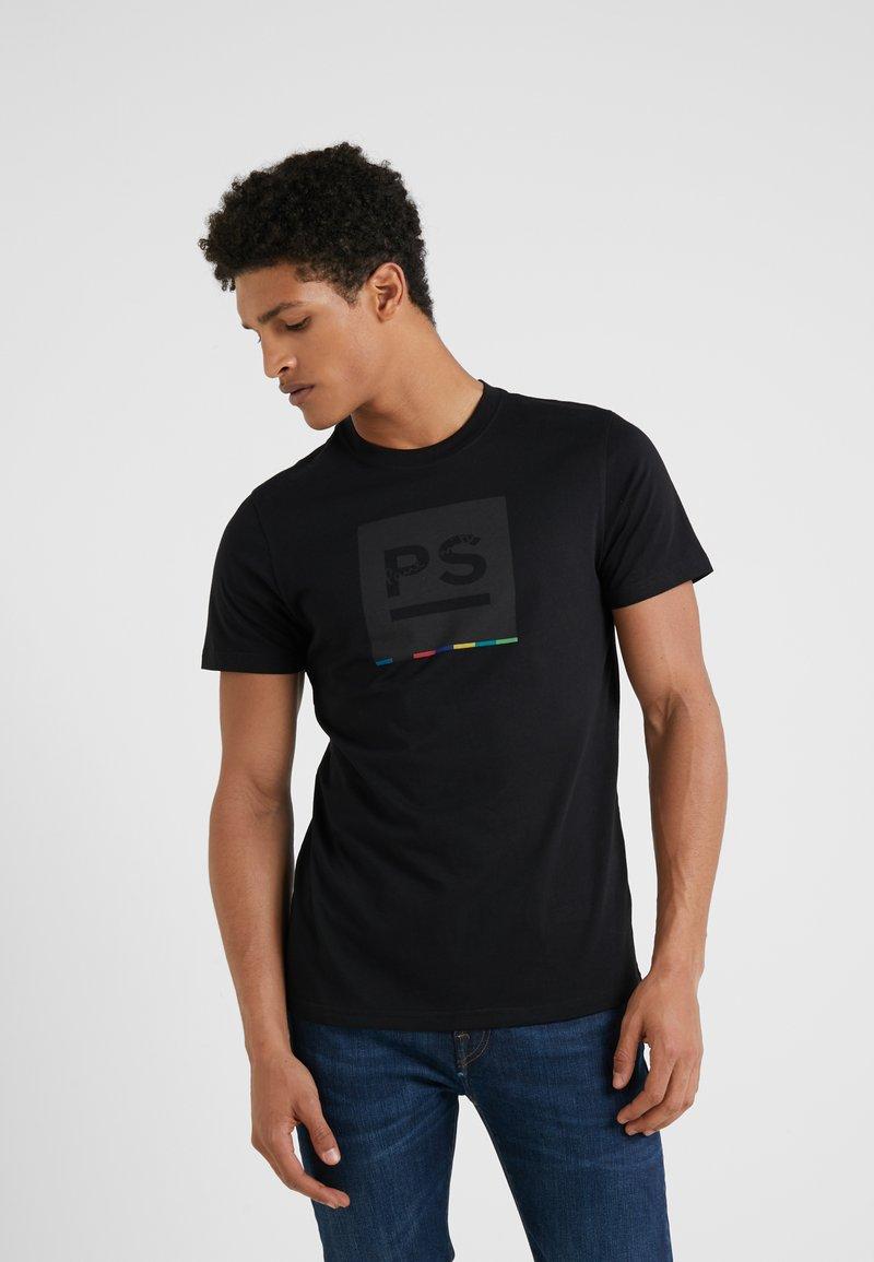 PS Paul Smith - T-Shirt print - black