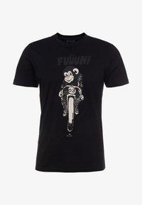 PS Paul Smith - Camiseta estampada - black - 3
