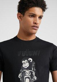 PS Paul Smith - Camiseta estampada - black - 4