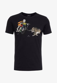 PS Paul Smith - T-shirt con stampa - black - 3