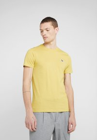 PS Paul Smith - Basic T-shirt - yellow - 0