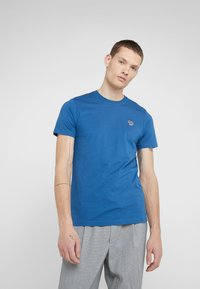PS Paul Smith - Basic T-shirt - blue - 0