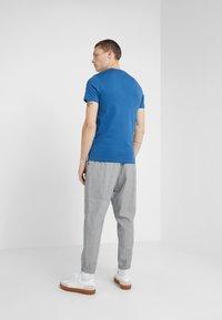 PS Paul Smith - Basic T-shirt - blue - 2