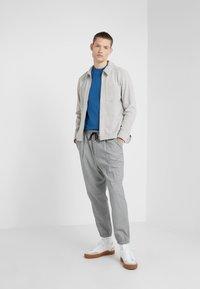 PS Paul Smith - Basic T-shirt - blue - 1