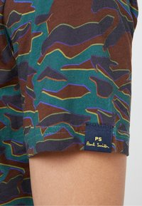 PS Paul Smith - Camiseta estampada - multicolor - 5