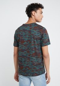 PS Paul Smith - Camiseta estampada - multicolor
