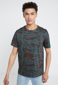 PS Paul Smith - Camiseta estampada - multicolor - 0