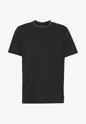REGULAR FIT - T-shirt - bas - black