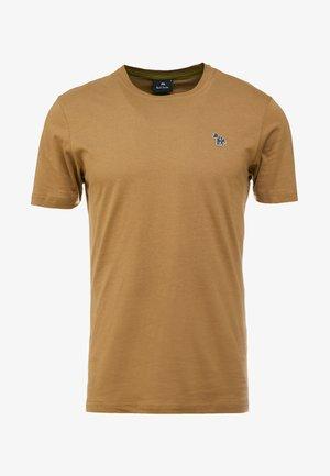 ZEBRA  - T-shirts basic - mustard