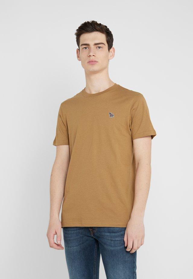 ZEBRA  - Basic T-shirt - mustard