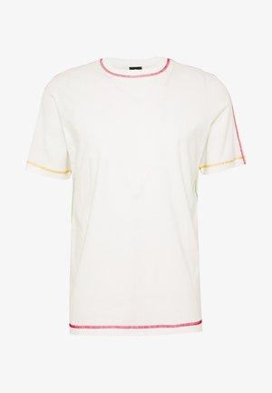 STITCHING - T-shirts basic - white