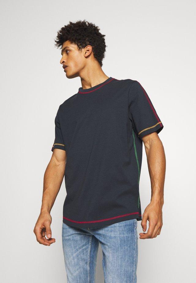 STITCHING - T-shirt basic - navy