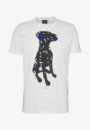 MENS  DALMATION - T-shirt imprimé - white