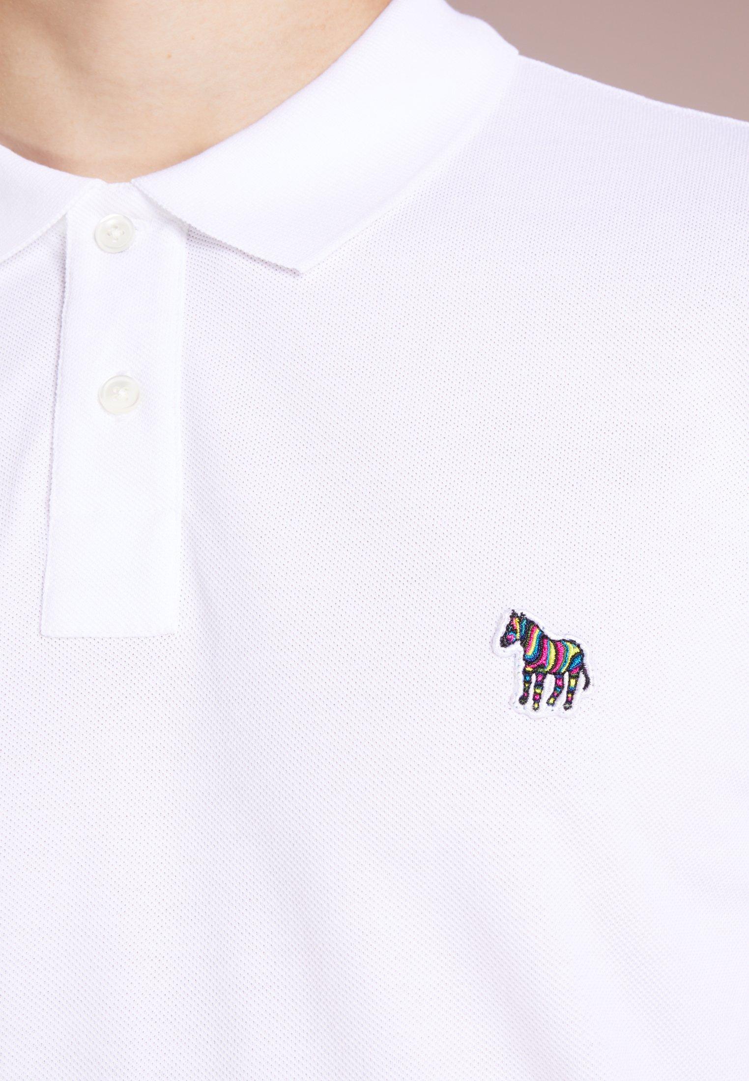 Ps Paul Smith Poloshirt - White OvNoeup