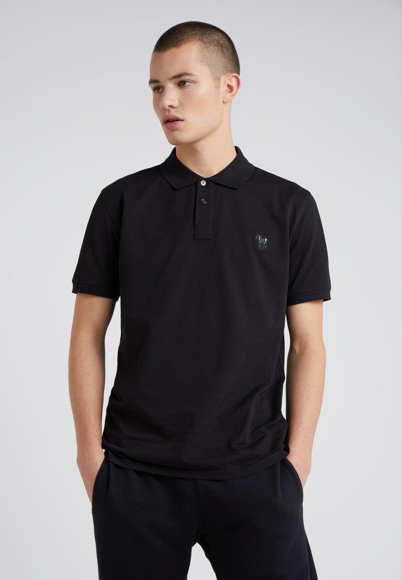 PS Paul Smith - MENS POLO SHIRT REGULAR FIT - Polo shirt - black