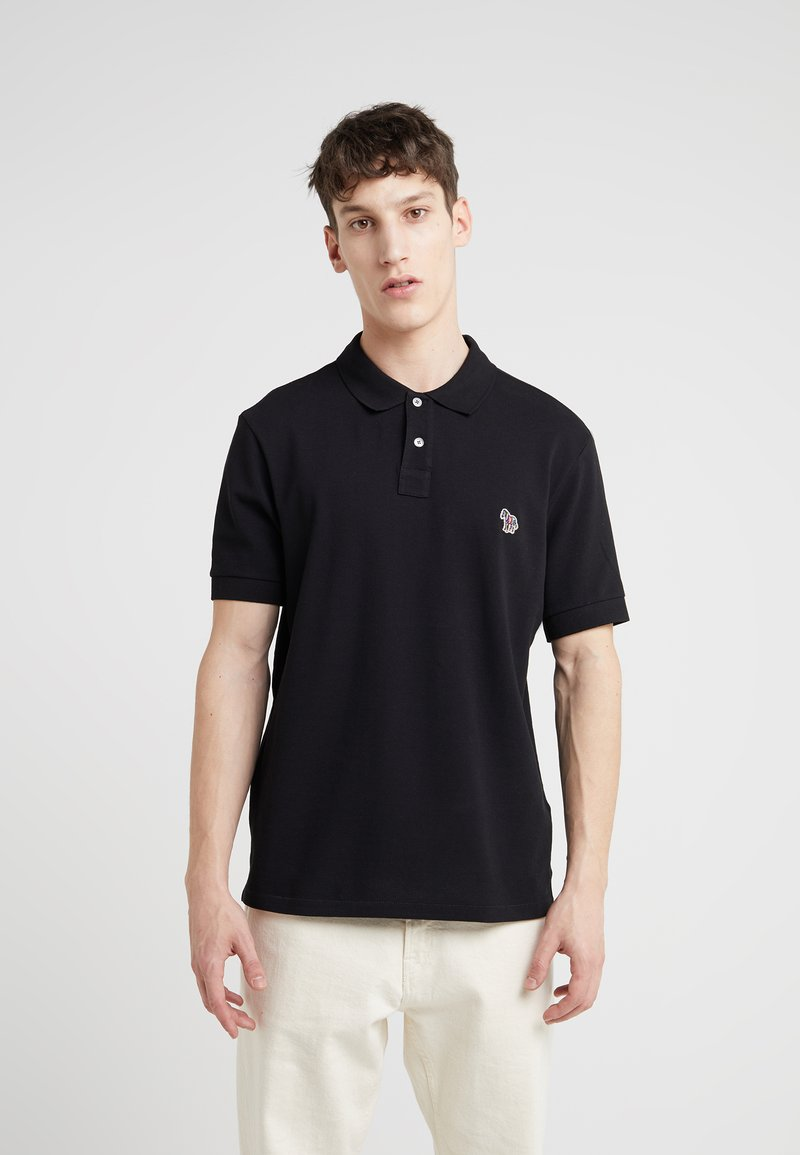 PS Paul Smith - Polo shirt - black