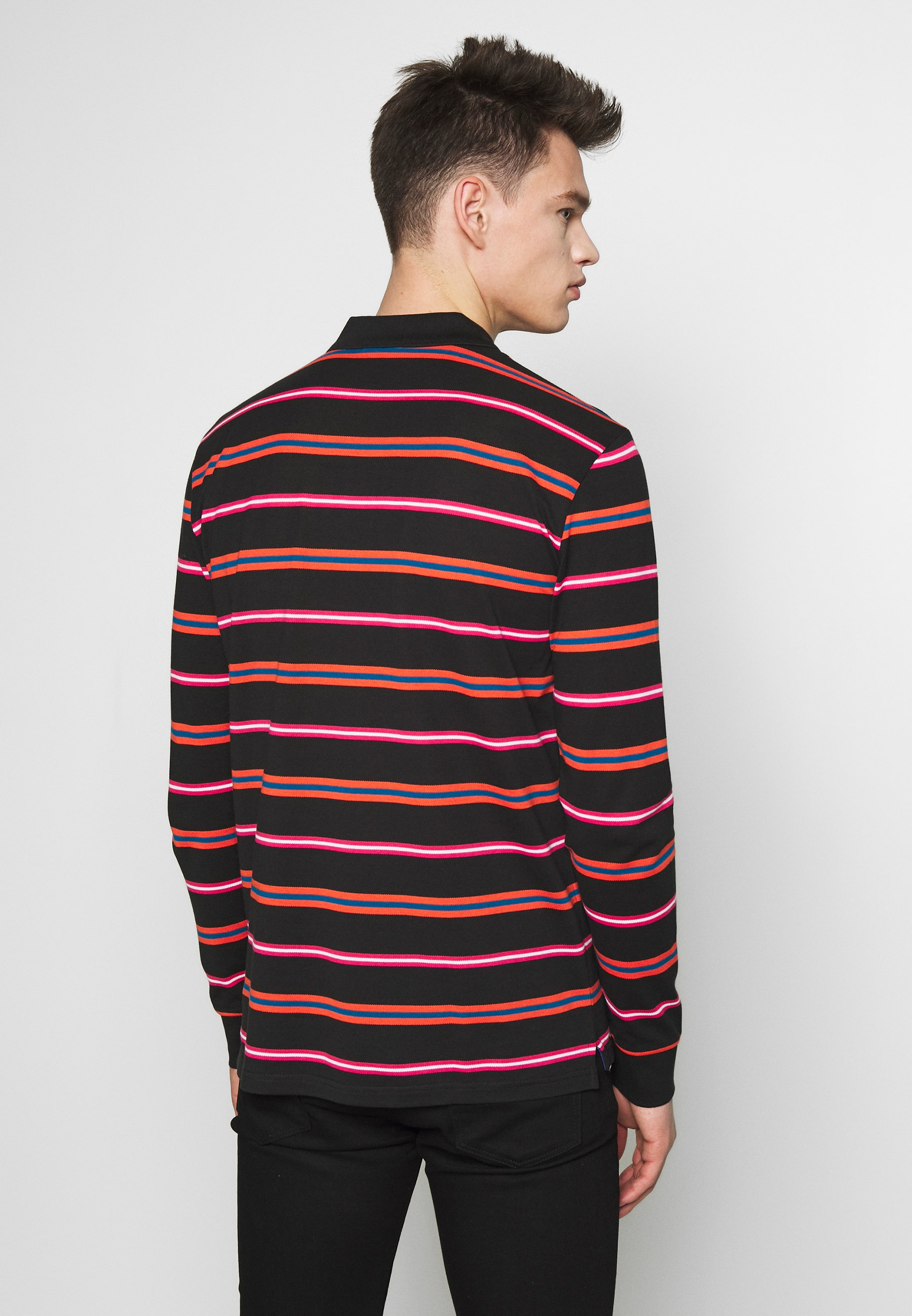 PS Paul Smith FIT - Polo shirt - black