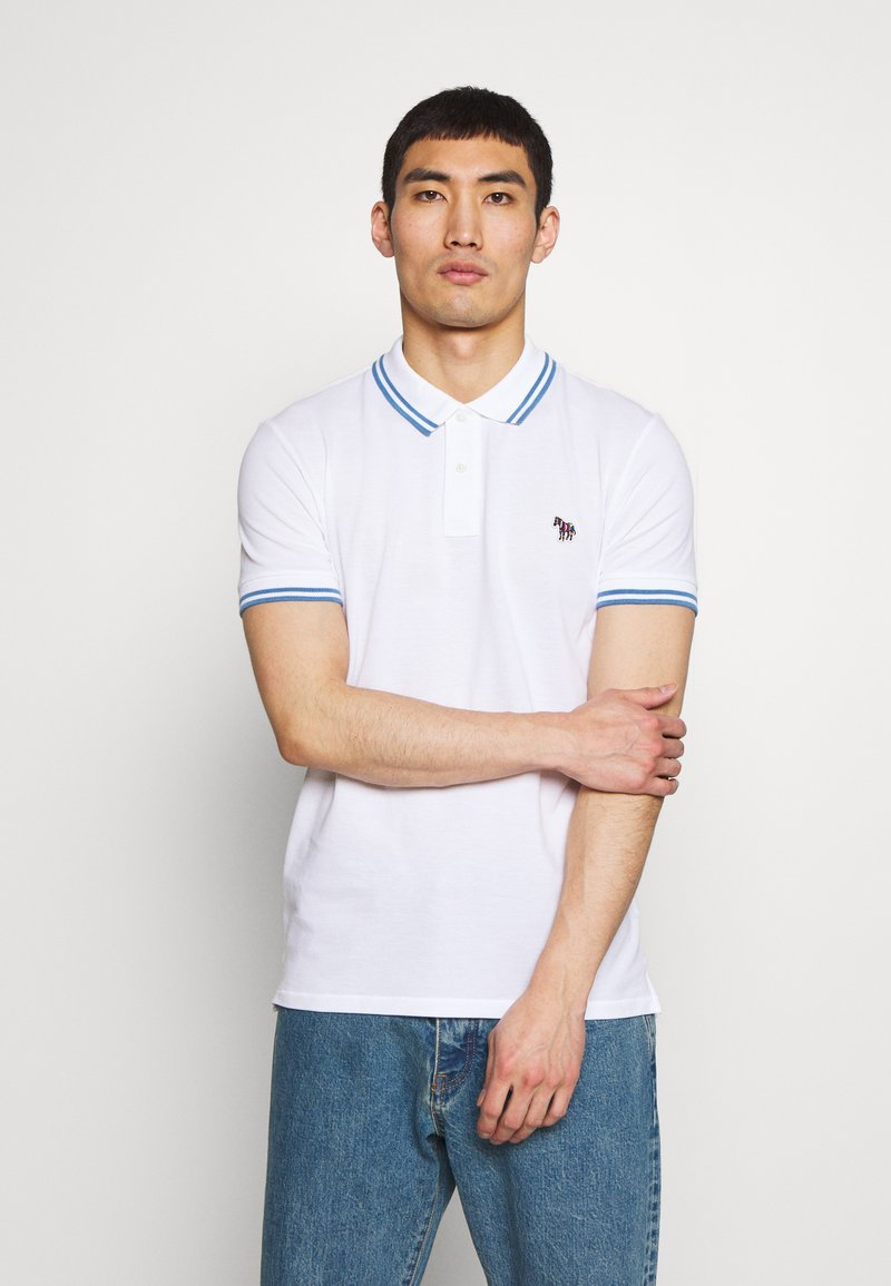 PS Paul Smith - MENS FIT - Polo shirt - white