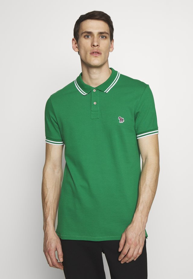 MENS FIT - Polo shirt - dark green