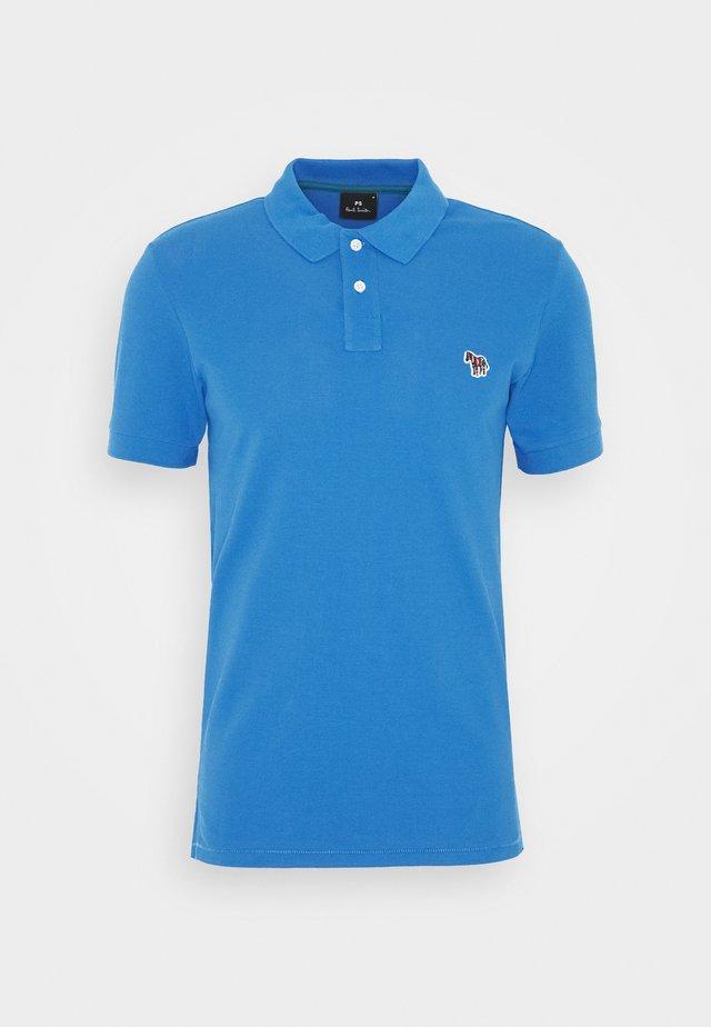 MENS SLIM FIT - Polo shirt - blue