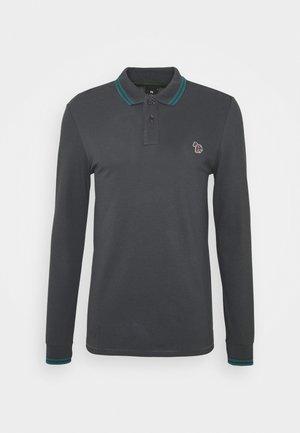 MENS SLIM FIT - Polo shirt - dark grey