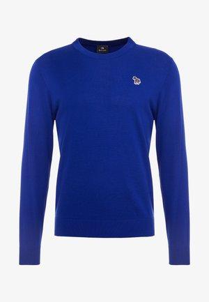 CREW NECK  - Strickpullover - blue