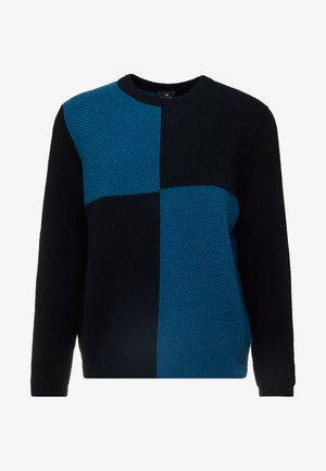 CREW NECK - Neule - blue