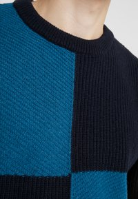 PS Paul Smith - CREW NECK - Strikkegenser - blue - 5