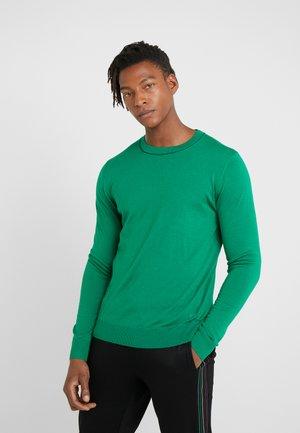 CREW NECK  - Stickad tröja - dark green