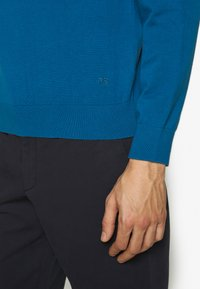 PS Paul Smith - PULLOVER ROLL NECK - Pullover - blue - 5