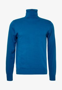 PS Paul Smith - PULLOVER ROLL NECK - Pullover - blue - 4