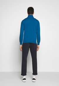 PS Paul Smith - PULLOVER ROLL NECK - Pullover - blue - 2