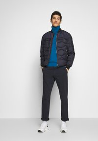 PS Paul Smith - PULLOVER ROLL NECK - Pullover - blue - 1