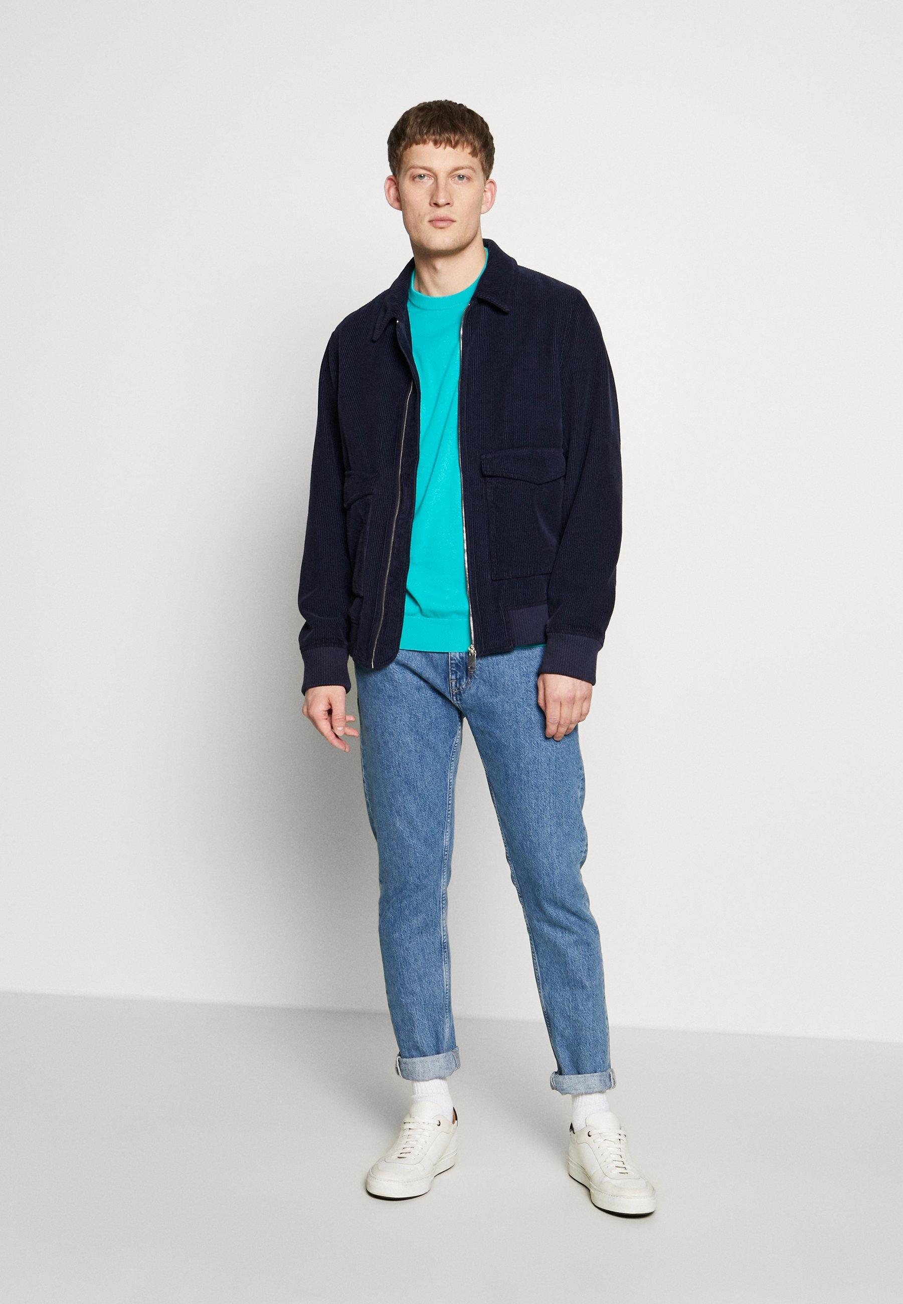 PS Paul Smith MENS CREW NECK - Koszulka polo - turquoise