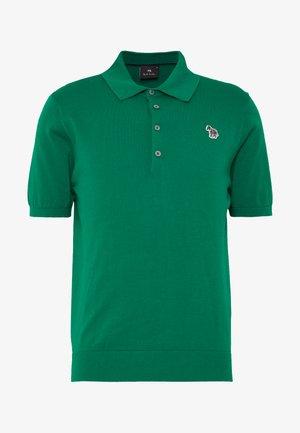 MENS CREW NECK - Poloskjorter - dark green