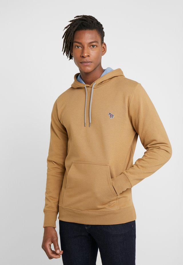 HOODIE - Jersey con capucha - camel