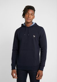 PS Paul Smith - HOODIE - Mikina s kapucí - navy - 0