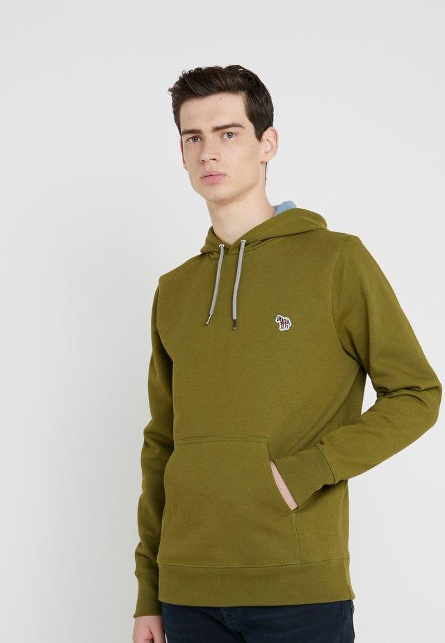 HOODIE - Jersey con capucha - green