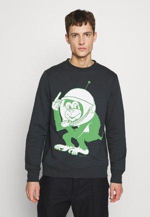 MENS SPACE MONKEY - Sweatshirt - anthracite