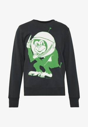 MENS SPACE MONKEY - Sweater - anthracite
