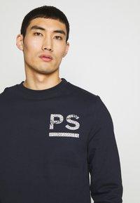 PS Paul Smith - MENS REGULAR FIT - Sweatshirt - navy - 3