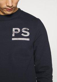 PS Paul Smith - MENS REGULAR FIT - Sweatshirt - navy - 5