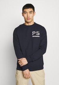 PS Paul Smith - MENS REGULAR FIT - Sweatshirt - navy - 0