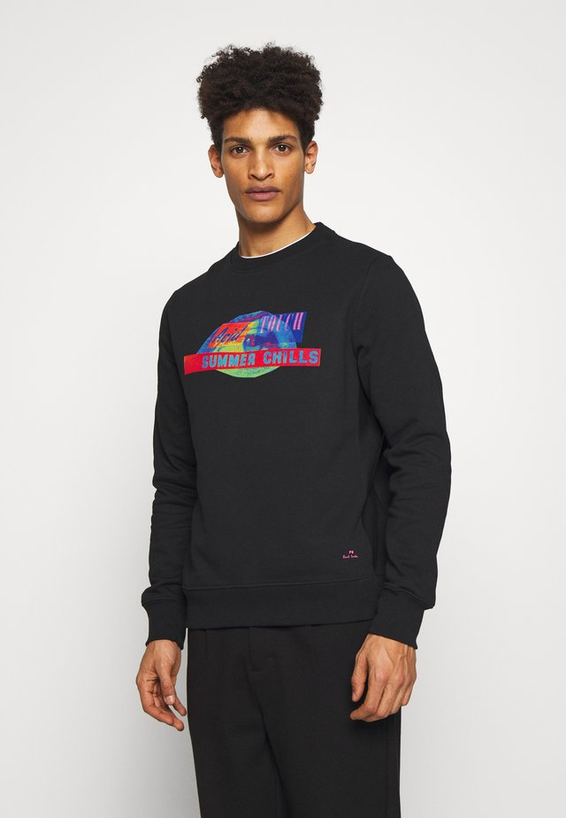 FIT ACID - Sweatshirt - black
