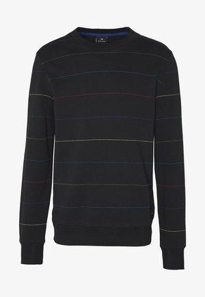 COLOURSTRIPE - Sweatshirt - black