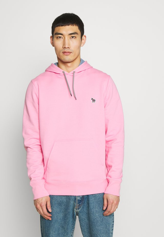 MENS FIT HOODIE - Jersey con capucha - pink