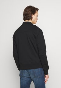 PS Paul Smith - BOMBER - Collegetakki - black - 2