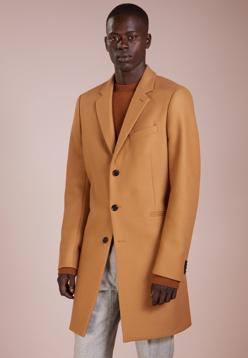 PS Paul Smith - OVERCOAT - Wollmantel/klassischer Mantel - hazel