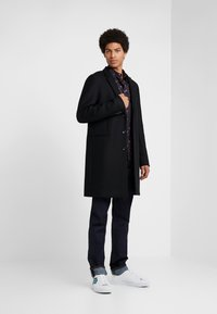 PS Paul Smith - OVERCOAT - Zimní kabát - black