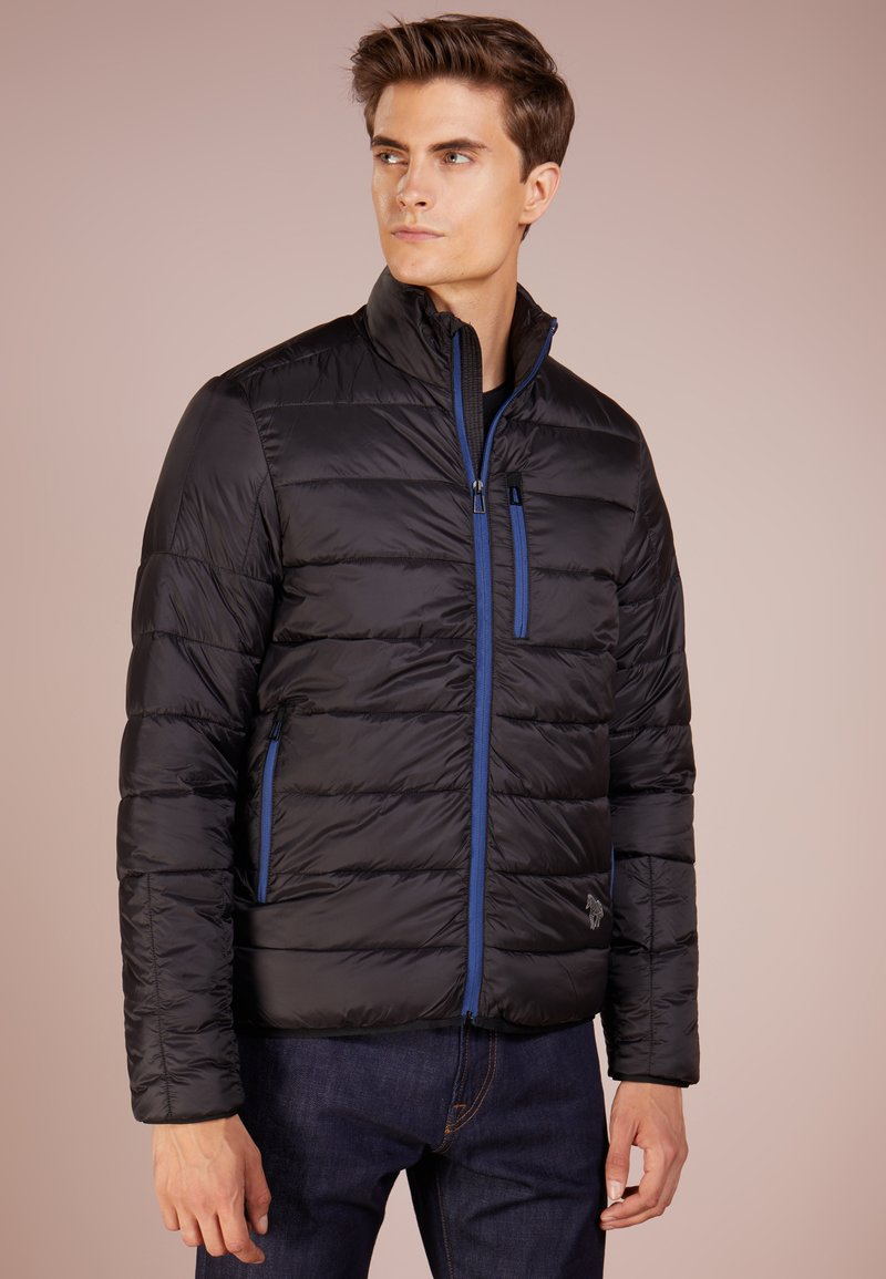 PS Paul Smith - QULITED JACKET - Giacca invernale - black